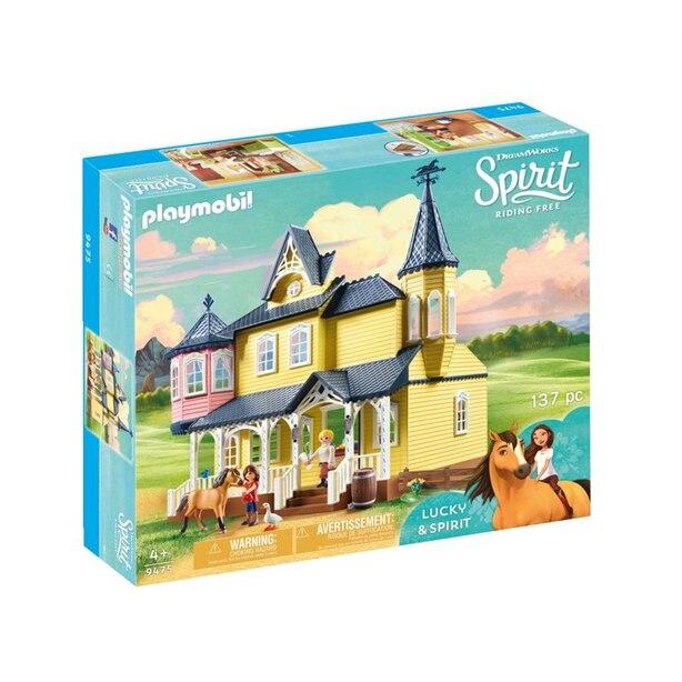 Playmobil® Spirit Lucky's House