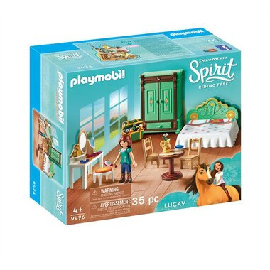Playmobil® Spirit Lucky's Room