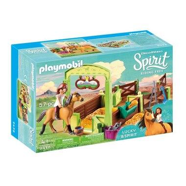 Playmobil® Spirit Horse Stable Spirit