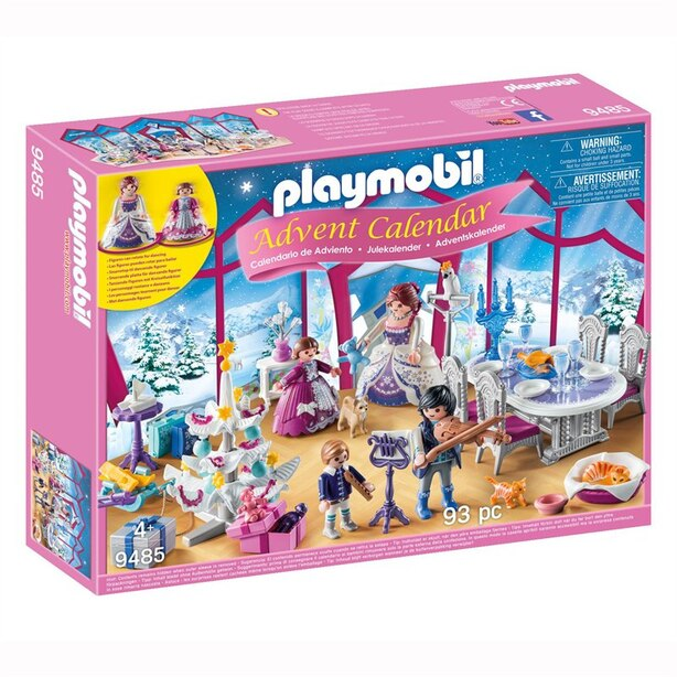 Playmobil® Advent Calendar Crystal Palace