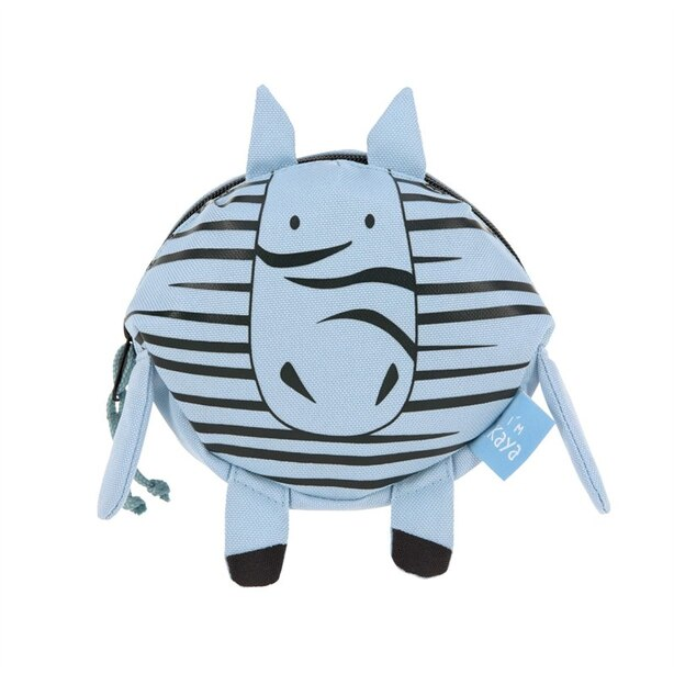 Lassig Children Mini Bum Bag Kaya Zebra, About Friends