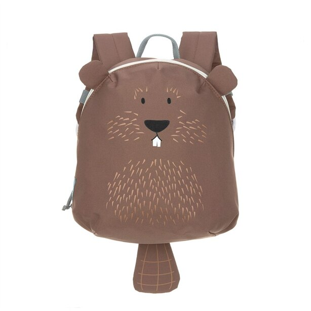 Lassig Children Tiny Backpack Beaver, About Friends