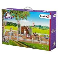 Schleich Big horse show with riders and horses Playset