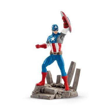 Hand-Painted Figure Captain America