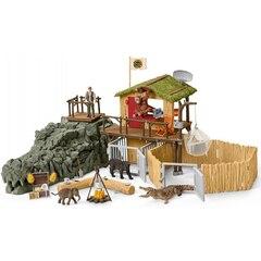 Croco Jungle Research Station