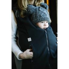 3-in-1 Maternity/Babywearing Booker Vest - LARGE