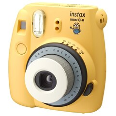 FUJIFILM Instax Mini 8 Camera - Minion