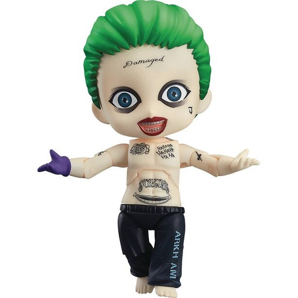 Suicide Squad: Joker - Nendoroid Figure