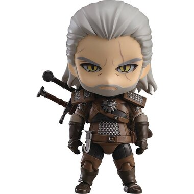 The Witcher 3: Wild Hunt Geralt - Nendoroid Figure