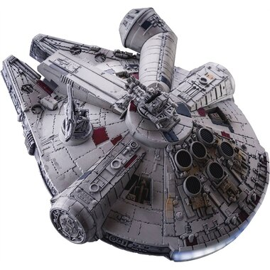 Star Wars: The Last Jedi - Millennium Falcon - Action Figure