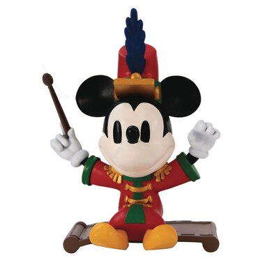 Disney: Mickey Mouse 90th Anniversary - Conductor Mickey - Action Figure