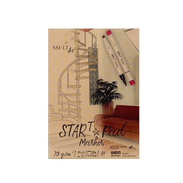 SMLT Marker Start Pad