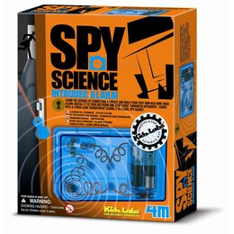 Spy Science - Intruder Alarm