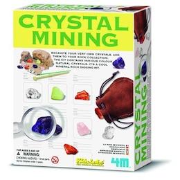 Crystal Mining