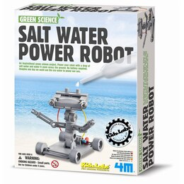 4M Salt Water Robot