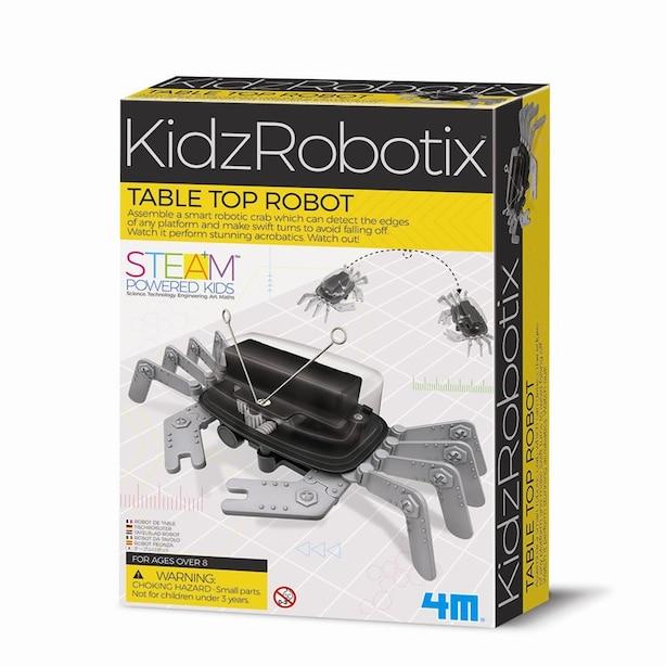 4M® Motion-Detecting Tabletop Robot Crab
