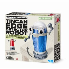 TINCAN Edge Detector Robot