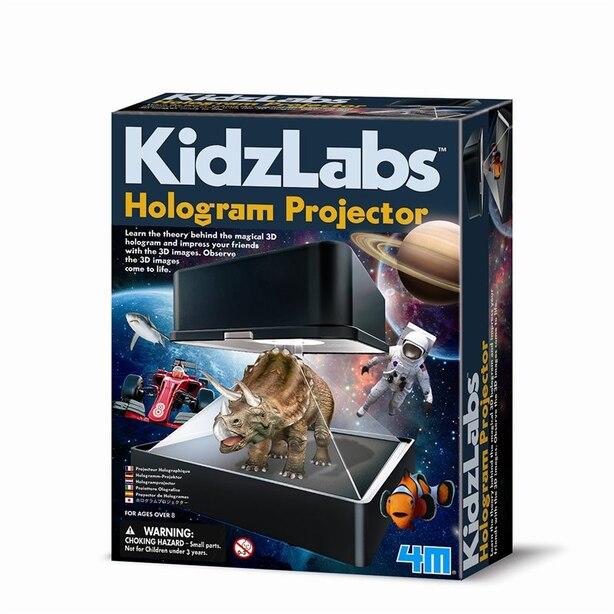 4M® Hologram Projector T-Rex