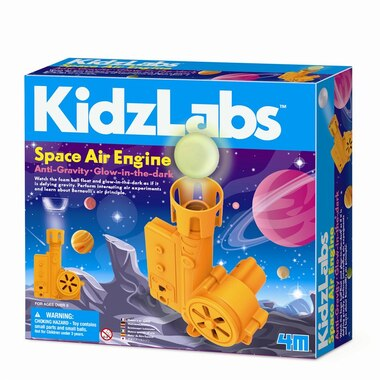 4M® KidzLabs™ Space Air Engine