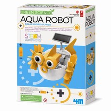 4M® Hybrid-Powered Aqua Robot