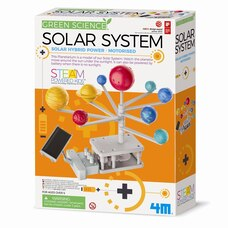 Planétarium du système solaire hybride 4M