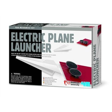 Electric Plane Launcher