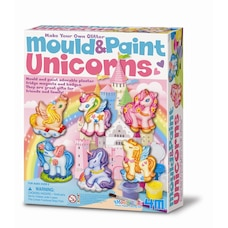 4M MOULD & PAINT UNICORNS KIT
