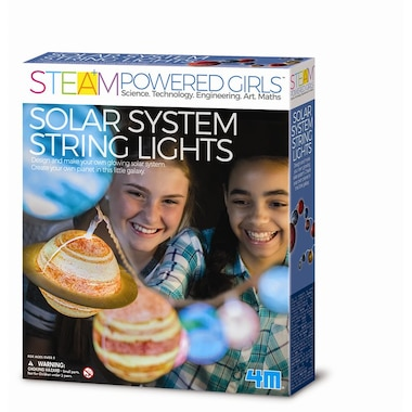 4M® STEAM™ Light-Up Solar System