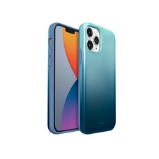 LAUT HUEX FADES for iPhone 12 / 12 Pro - Electric Blue