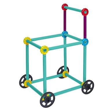 Antsy Pants Build & Play Kit - Shopping Cart