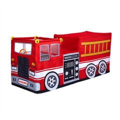 Antsy Pants Build & Play Kit, Fire Truck
