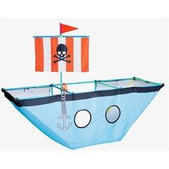 Antsy Pants Build & Play Kit, Pirate Ship