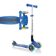 Globber Primo Pliable trotinette bleu