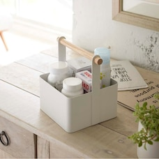 Yamazaki Tosca Small Tool Box White