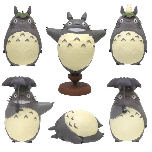 Bandai So Many Poses! My Neighbor Totoro Blind Box Figures