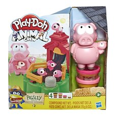Play-Doh Pigsley Splashin' Pigs Set