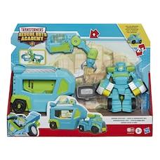 Playskool Heroes Transformers Rescue Bots Academy Command Center Hoist