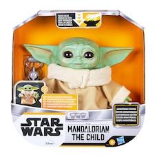 Star Wars The Mandalorian Toy The Child Animatronic Edition