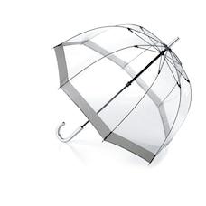 Fulton Birdcage Parapluie Argent