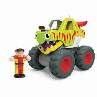 Wow Monster Truck