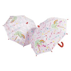 Floss and Rock Fairy Unicorn Colour Changing Umbrella