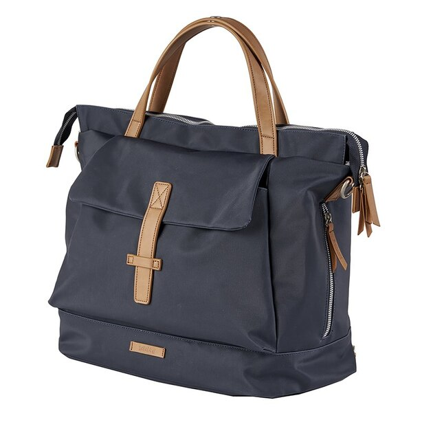 BabaBing! Erin Backpac Diaper Bag Navy