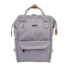 BabaBing! Mani Grey Diaper Bag