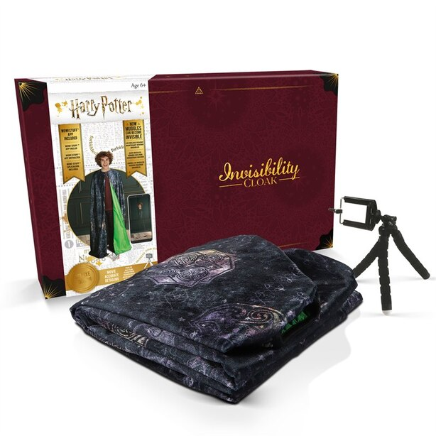 Wow! Stuff Harry Potter Invisibility Cloak Deluxe