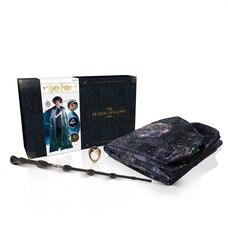 Wow! Stuff Harry Potter Deathly Hallows Invisibility Cloak Playset