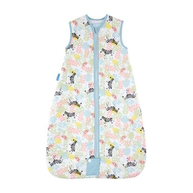 Gro Company® Grobag Sleep Bag Zippy Zebra 1.0 TOG 0-6 Months