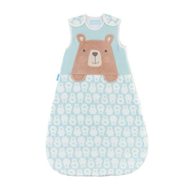 Gro Company® Grobag Sleep Bag Bennie the Bear 1.0 TOG 0-6 Months