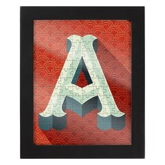 Monogram 150 pc Puzzle With Frame - A