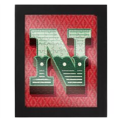 Monogram 150 pc Puzzle With Frame - N