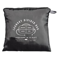 Foldaway Laundry divider bag